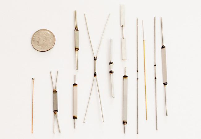 Metal Resistor Elements